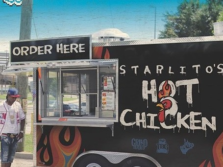 "Starlito Serves Up ""Hot Chicken"" Album"
