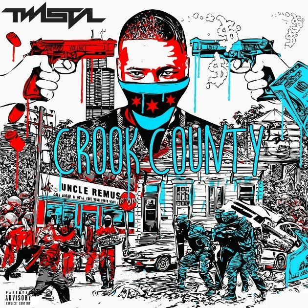 "Review: Twista's ""Crook County"" Stunted By Lack Of Depth"