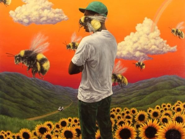 "Fans Think Tyler The Creator Is Admitting He's Gay On Leaked ""Flower Boy"" LP"