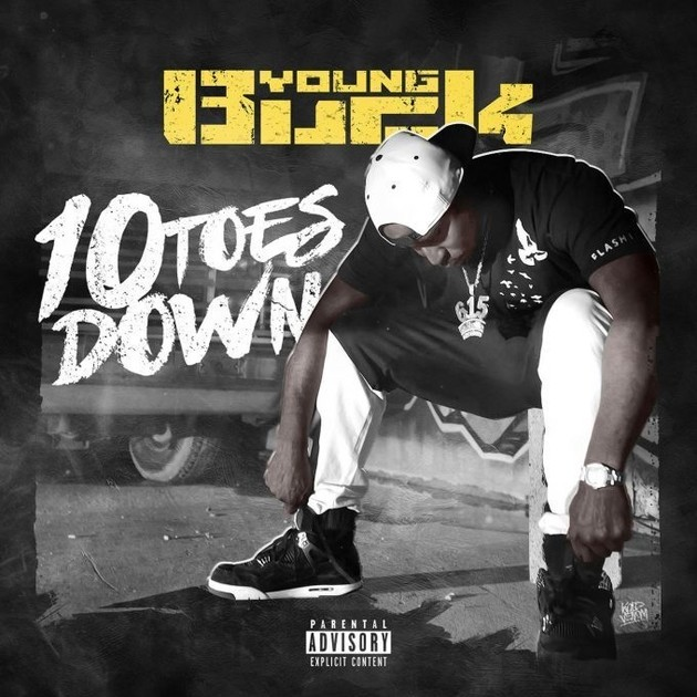 "Review: Young Buck Ruptures His Artistic Achilles With ""10 Toes Down"""