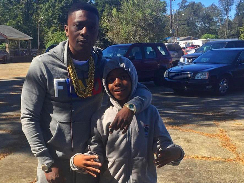 Boosie Badazz Causes Uproar With Lewd Gift For Their Minor Child