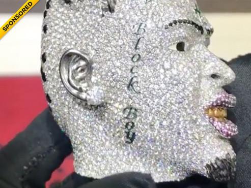 10 Wild Diamond Chains Shaken By the Rap Elite
