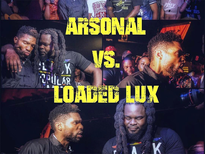 The Arsonal vs Loaded Lux Rap Battle Is And Is about to Do Numbers