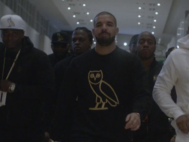 "Drake & OVO-Shoot ""Gyalchester Video"" In Toronto"