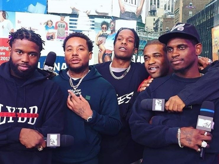 """A$AP Mob Confirms Leaked """"Cozy Tapes 2"""" Tracklist Is Fake"""