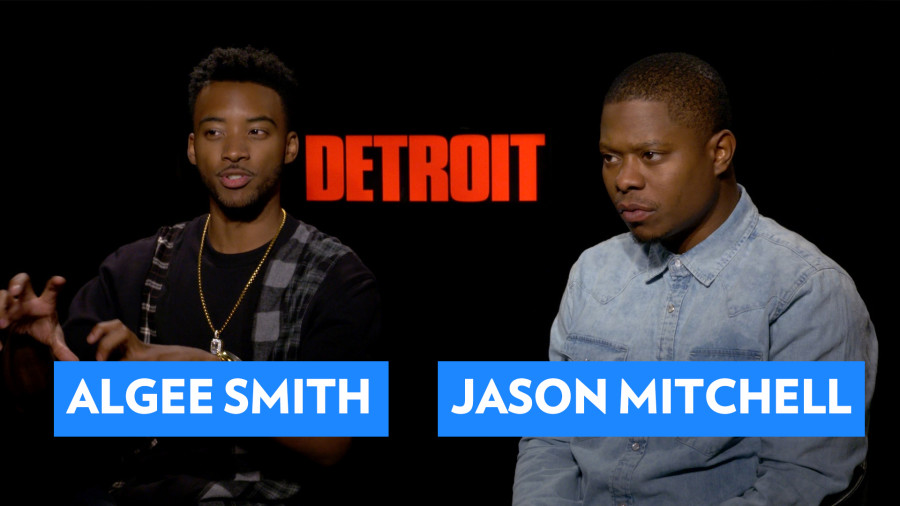 Jason Mitchell & Algee Smith On The Importance Of The Detroit Riots' Of The Story
