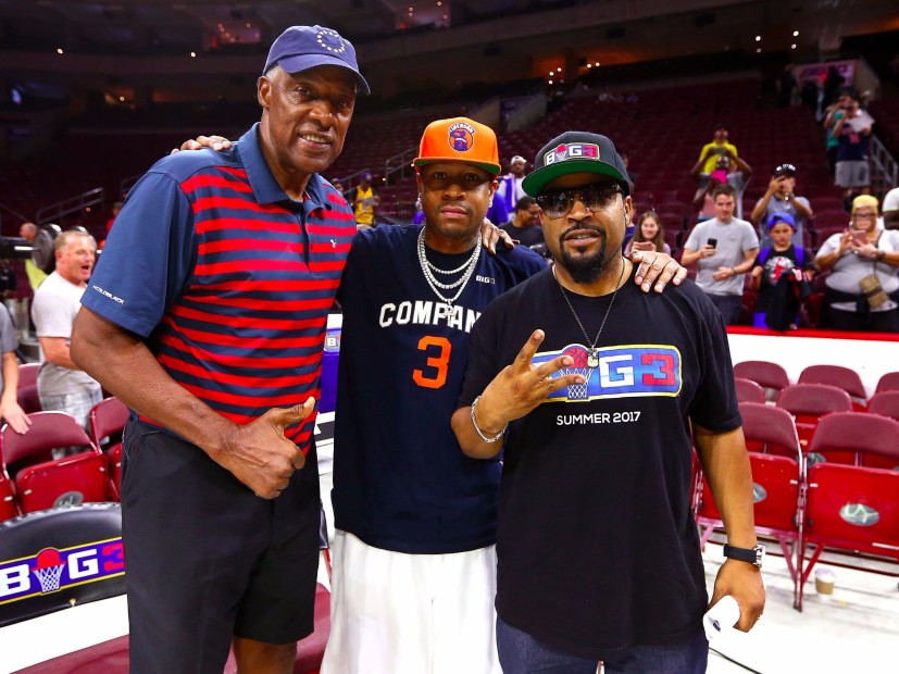 allen iverson apologizes to ice cube for missed big3 game hiphopdx. Black Bedroom Furniture Sets. Home Design Ideas