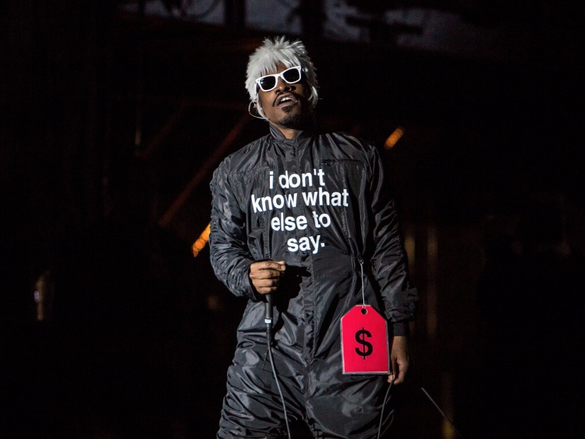 Sorry Hip Hop Heads, André 3000 Is Letting The Young Thugs Take The Reigns