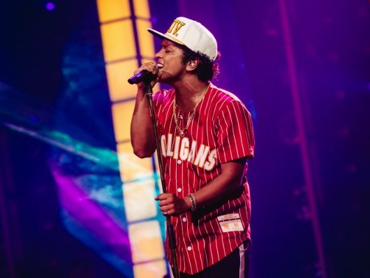 Bruno Mars Donates $ 1 million To the Flint Water Crisis Victims