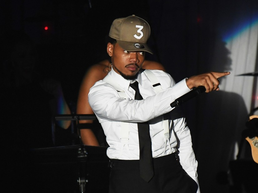 "Tweets Is Watching: Chance The Rapper Feels ""Cheated"" By ""Bright"" Movie"