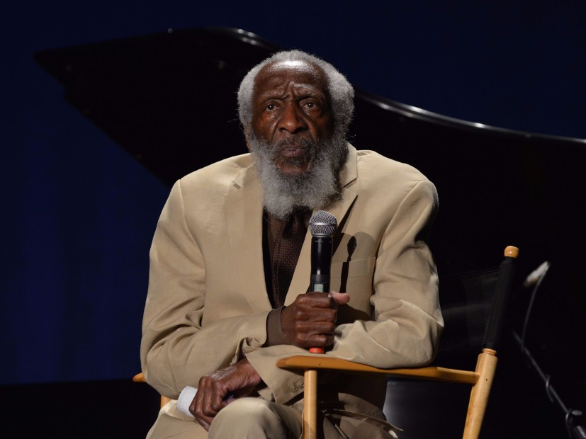 Hip Hop Mourns The Loss Of Groundbreaking Comedian & Civil Rights Activist Dick Gregory