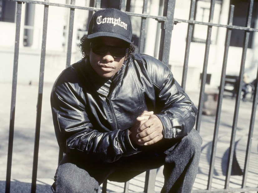 Eazy-E of the Widow And the Child In the Legal Battle of More Ruthless Records