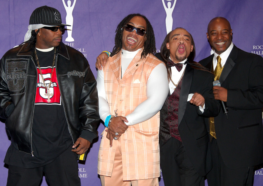 Grandmaster Flash & The Furious Five Kidd Creole Accused of Murder, Rahiem Speaks