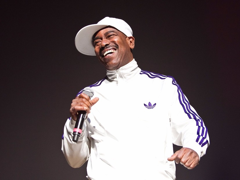 Kurtis Blow: MCs Build Communities, The Rappers Tear Them Down