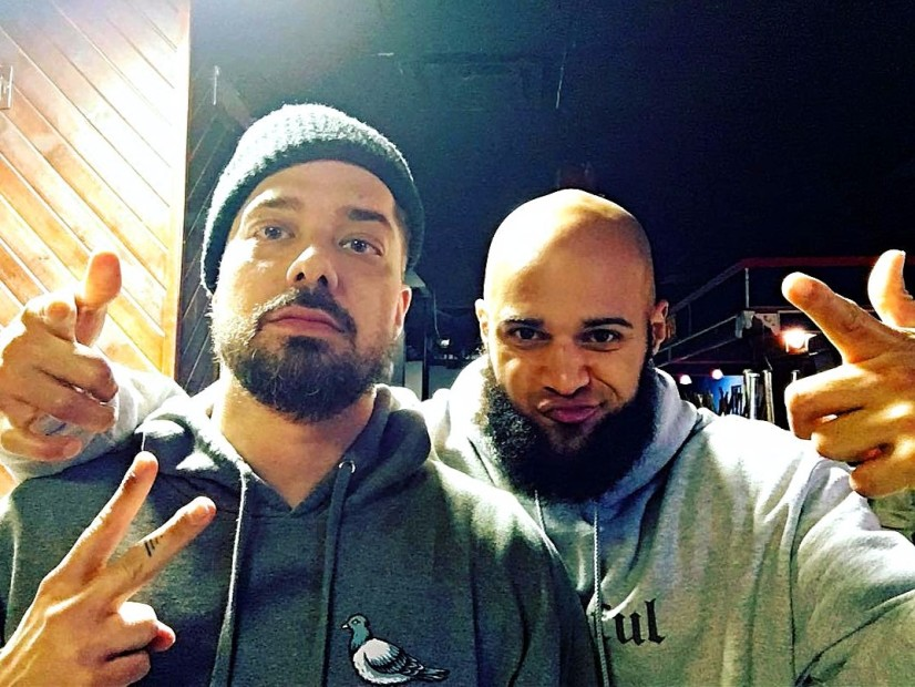 "Aesop Rock & Homeboy Sandman emergence Of ""Triple Fat Lice"" EP"