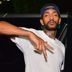 """Gunfire Erupts Outside Of Nipsey Hussle's """"Victory Lap"""" Release Party"""
