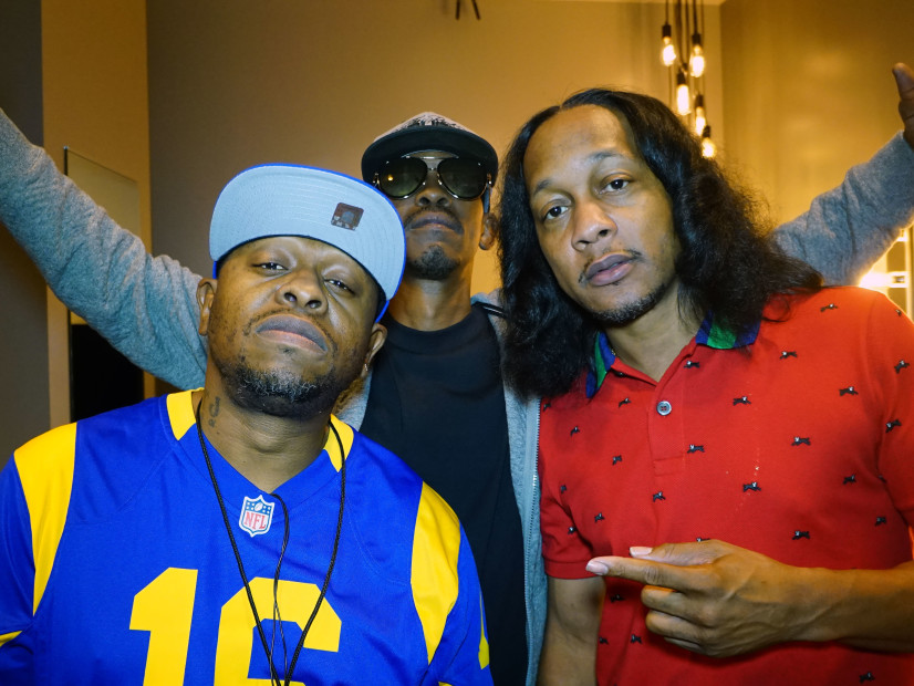 "DJ Quik Working On Joint EP With Scarface & ""BlaqKout"" Track With Kurupt"