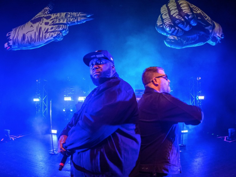 "RTJ Killer Mike And El-P I Want that You Call ""Shit"""