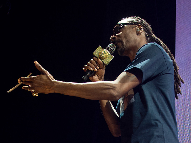 The Charity Demand For The Promotion Of The Company Using Fake Snoop Dogg