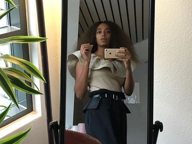 Solange Denounces Racists Before Deleting Twitter Account