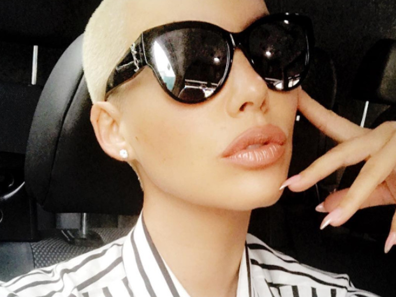 Wiz Khalifa, the Mother of Success Amber Rose With a Lawsuit for Defamation