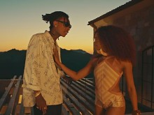 """Watch Wiz Khalifa Get Played In Star-Studded """"Something New"""" Video"""