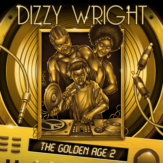 "Dizzy Wright Drops Third Album ""The Golden Age 2"""
