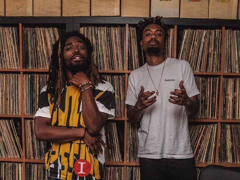 "EarthGang Sign With Dreamville Records & Drop ""Rags"" EP"