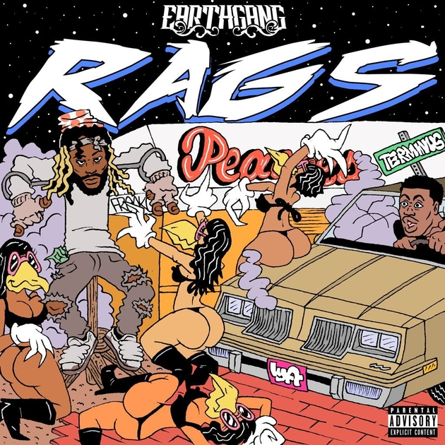 EarthGang Drop Rags EP