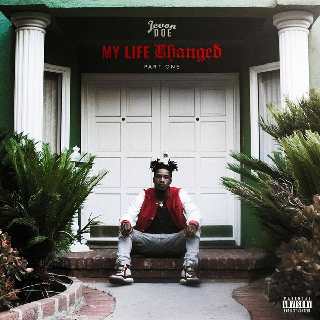 "Jevon Doe Unveils ""My Life Changed Pt. 1"" EP"