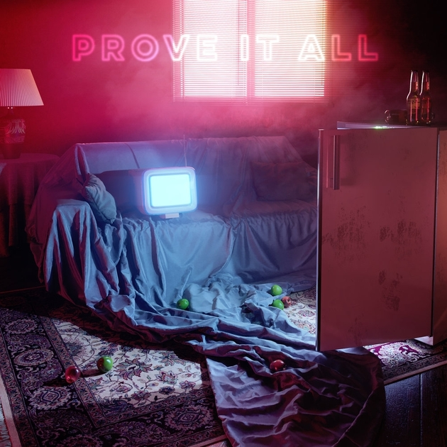 "Khalil Drops New Project ""Prove It All"""