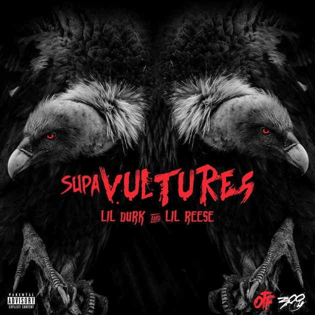 "Lil Durk Teams With Lil Reese For ""Supa Vultures"" EP"