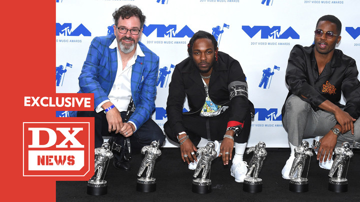 "Kendrick Lamar's 2017 MTV VMA Wins Were A ""HUMBLE."" Moment For Director Dave Meyers Too"