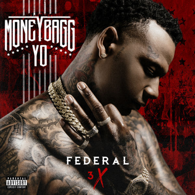 "Moneybagg Yo Releases New Project ""Federal 3x"""