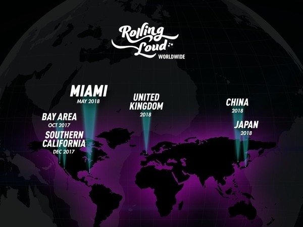 Rolling Loud Festival Begins Its Global Expansion