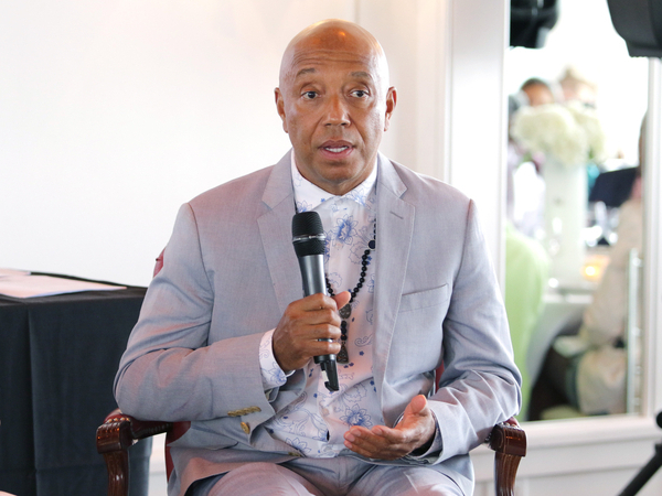 """Russell Simmons Reflects On Dick Gregory's Impact & Explains """"All Def Comedy"""" Relaunch"""