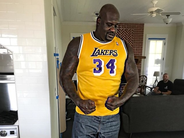 Shaq Throws More Shade On The Ball Of Wash