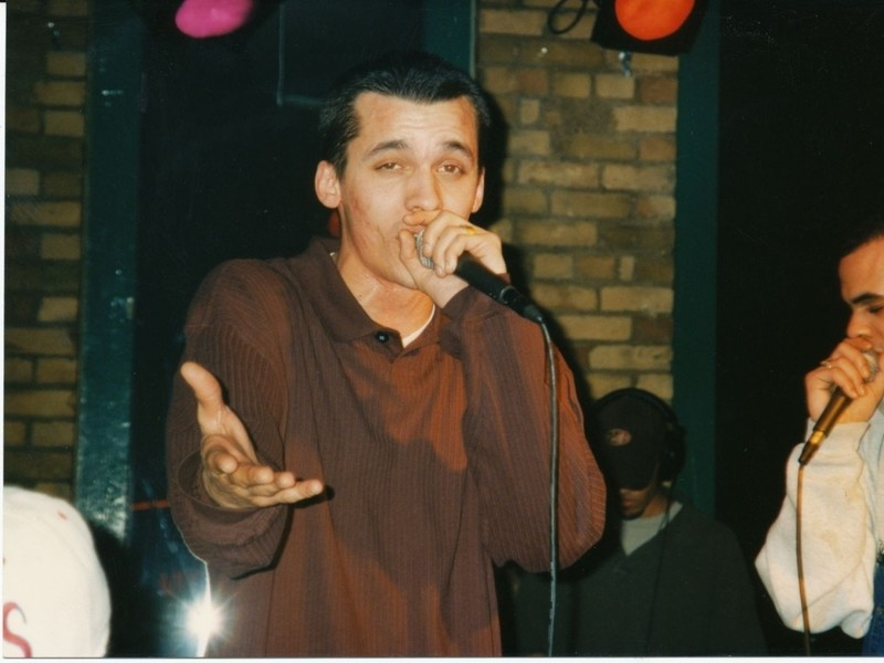 "Slug Explains Why First-Ever Vinyl Release Of Atmosphere's ""Overcast!"" Took So Long"