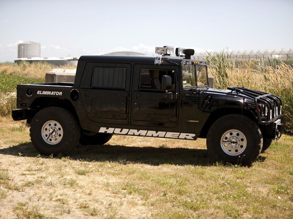Tupac Shakur's Hummer of new to Auction