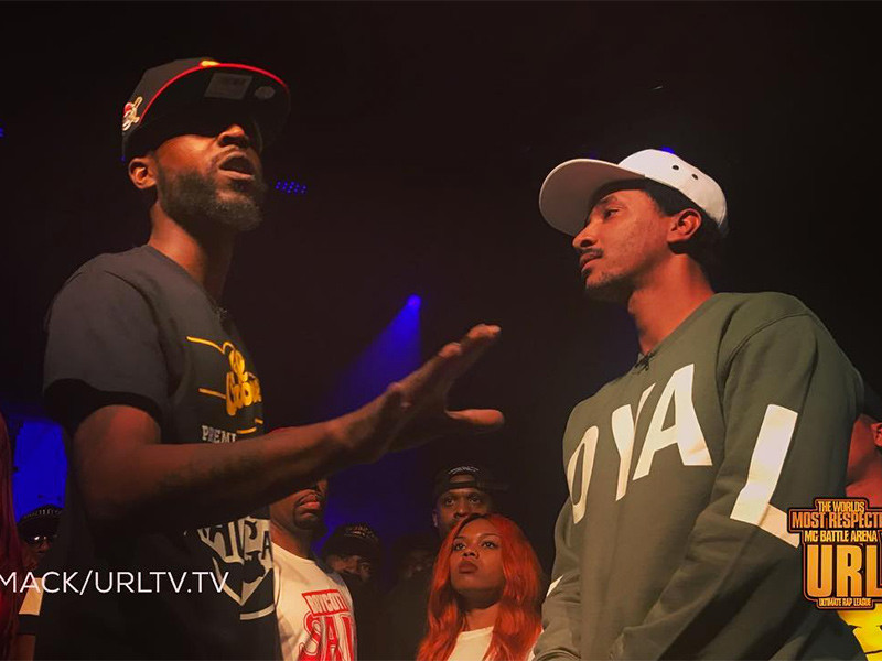 Who Won, Hollow Da Don vs Tay Roc At URL's Summer Madness 6?