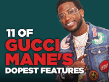 11 Of Gucci Mane's Dopest Features