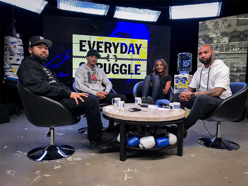 "Hollow Da Don Reaches To ""The Daily Struggle"" To Discuss Whether The Battle Rap Is Dead"