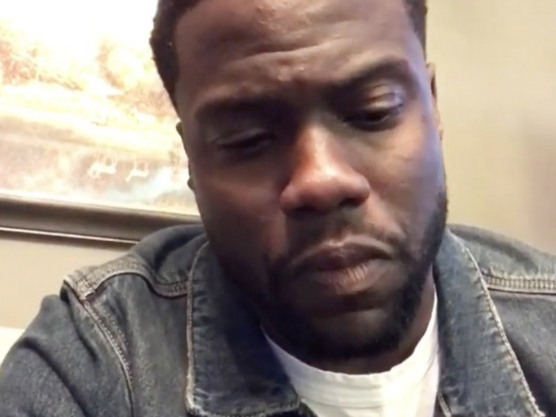Kevin Hart Says He Won T Let Anyone Blackmail Him Over His