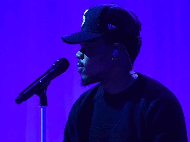 Chance The Rapper Debuts 2 Days Of Age Of The Song With Daniel Caesar