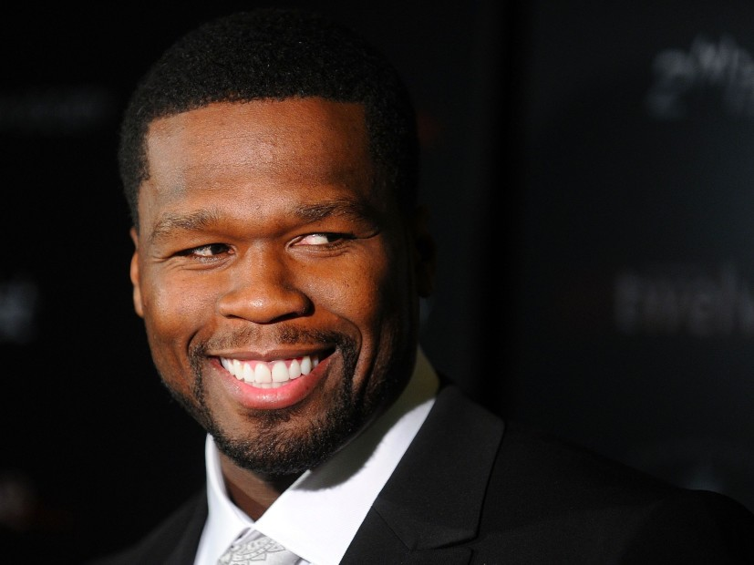 """50 Cent Calls Diddy """"Fruit Biscuit"""" In Response To Magazine Cover"""