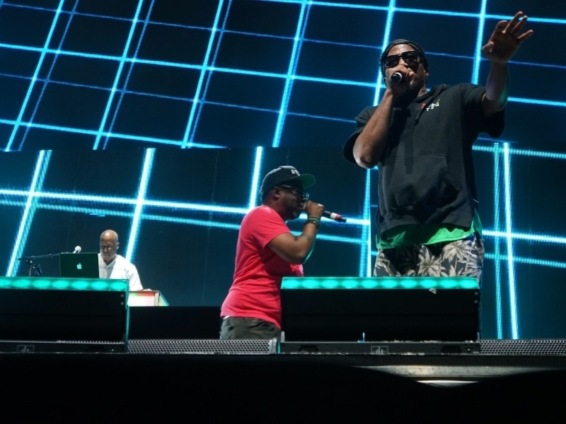 That's A Wrap: A Tribe Called Quest's Final Show Was Bestival 2017