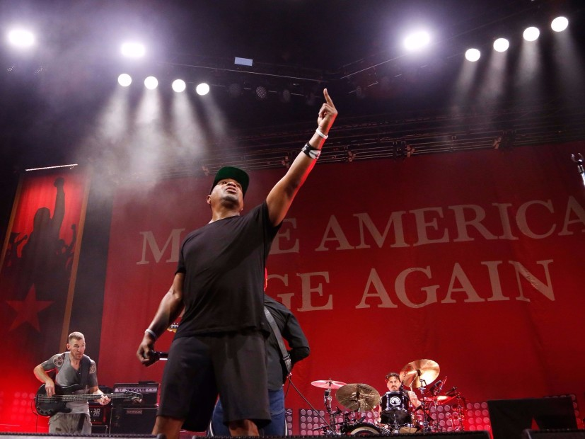 "Prophets Of Rage Keep It Real On New ""Prophets Of Rage"" LP"