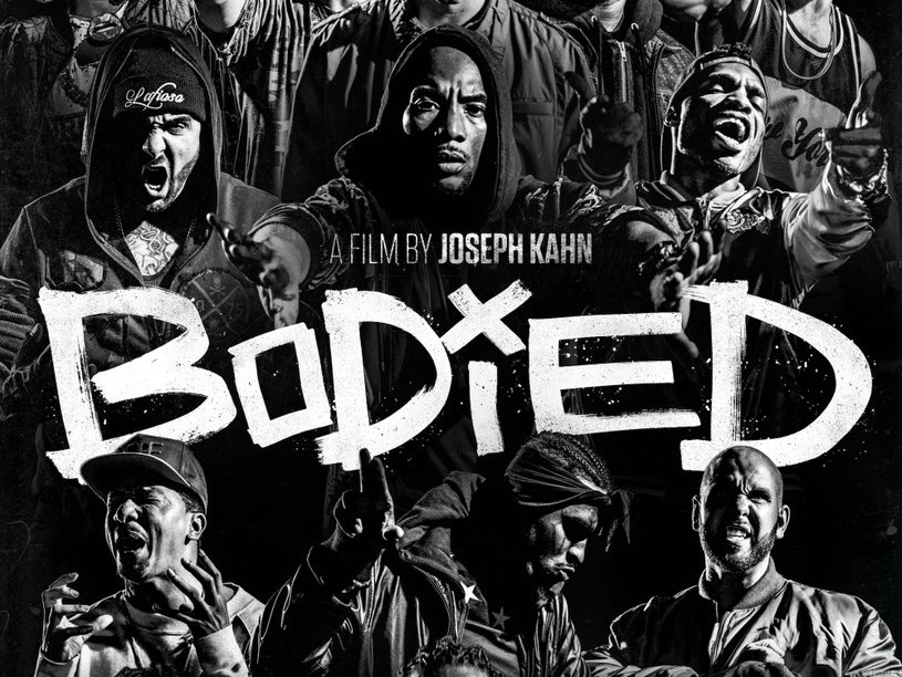 "Eminem's Battle Rap Movie ""Bodied"" Is A Hit At TIFF"