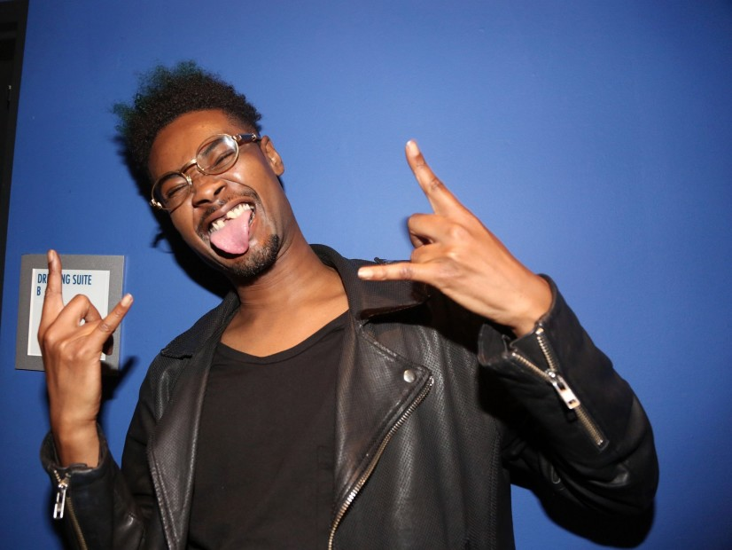 All Smiles: Danny Brown Seals Up Trademark Tooth Gap
