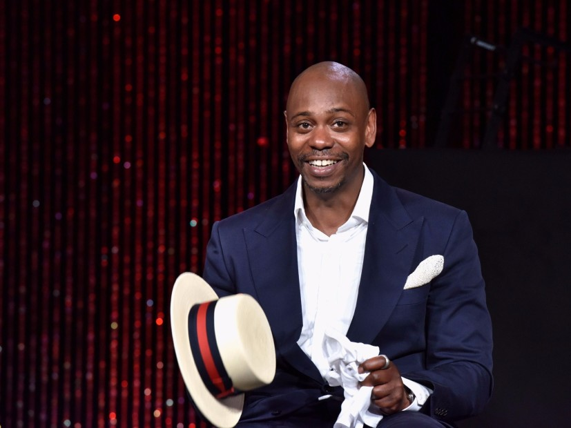 Dave Chappelle Honored With Key To Washington D.C.